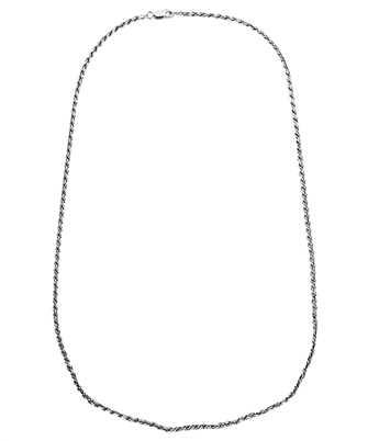 Bottega Veneta 629583 V5070 SNAP HOOK CHAIN Necklace
