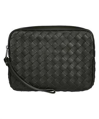 Bottega Veneta 649916 V0E51 HYDROLOGY LEATHER Document case