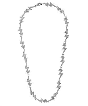 Darkai DICO0014BBDIL THUNDER ICED OUT Necklace