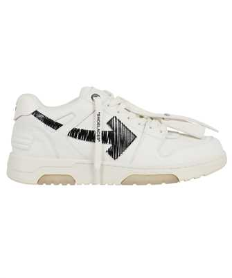 Off-White OMIA189S21LEA003 OUT OF OFFICE ARROW Sneakers