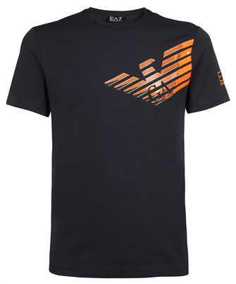 EA7 6KPT32 PJ9TZ GRAPHIC SERIES COTTON JERSEY T-shirt