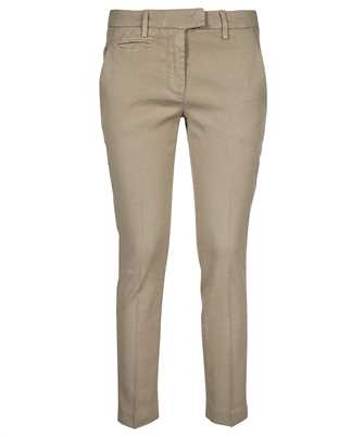 Don Dup DP066 LS0004 BM5 PERFECT SLIM-FIT Trousers