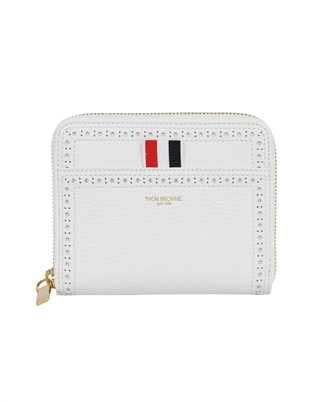 Thom Browne FAW082A-00713 SHORT ZIP AROUND Wallet
