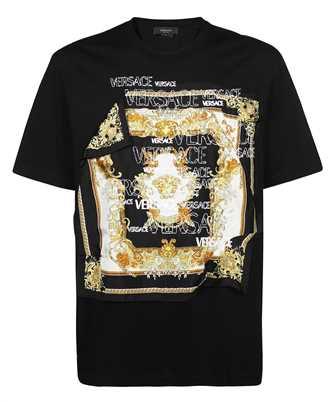 Versace 1000851 1A00661 MEDUSA RENAISSANCE MOTIF T-shirt