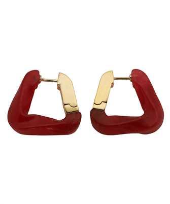 Bottega Veneta 617684 V11C1 TRIANGLE HOOP Earrings