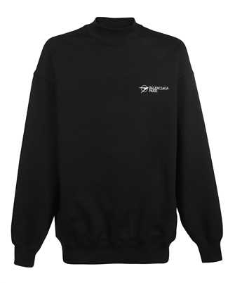 Balenciaga 652981 TKV87 CORPORATE LARGE-FIT Sweatshirt