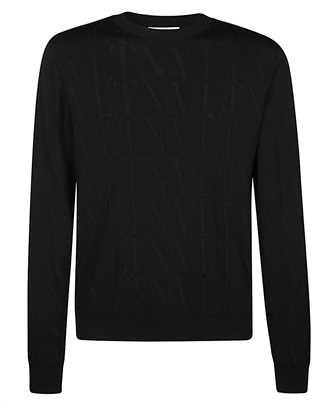 Valentino UV3KC10D6LT VLTN TIMES Knit