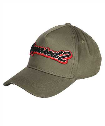 Dsquared2 BCM0313 05C00001 EMBROIDERED Cap