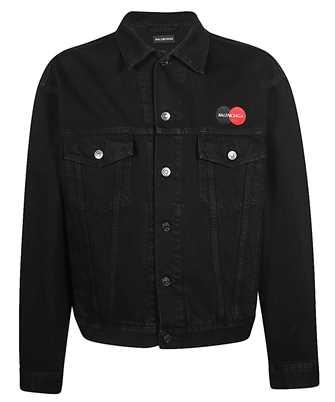 Balenciaga 620730 TBP47 UNIFORM LOGO Jacket