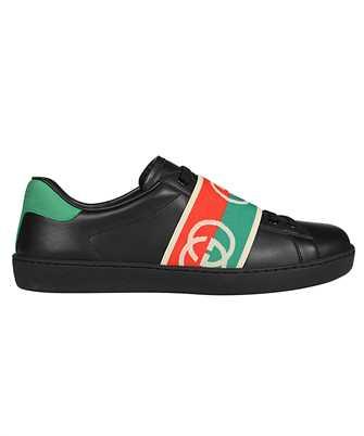 Gucci 643488 1XGF0 ELASTIC WEB ACE Sneakers