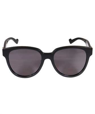 Gucci 663748 J0740 SPECIALIZED FIT ROUND-FRAME Sunglasses