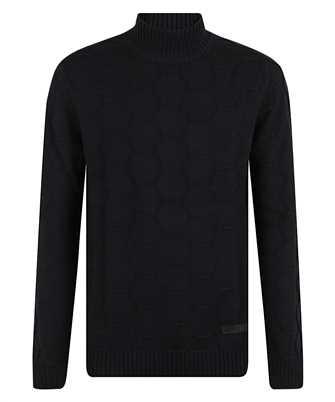 Balr. Knitted Hexagon Sweater Knit