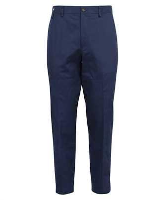 Lanvin RM TR0020 4468 E21 BIKER Trousers