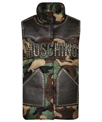 Moschino 1001 5555 LOST & FOUND PADDED Gilet