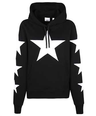 Burberry 8036037 STAR MOTIF OVERSIZED Hoodie