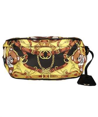 Moschino A 7729 8213 TEDDY SCARF Belt bag