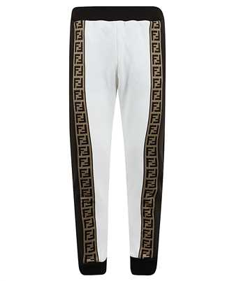 Fendi FAB562 AD39 FF RIBBON Trousers