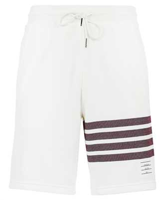 Thom Browne MJQ121A 07545 DOUBLE FACE KNIT Shorts