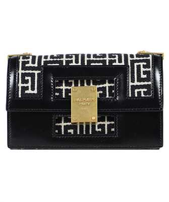 Balmain VN1S606TJGH SMALL SIZED BICOLOR 1945 Bag