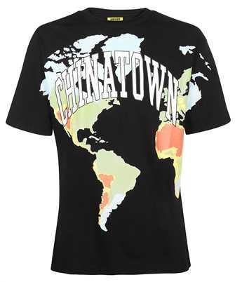 Chinatown Market 1990442 GLOBAL CITIZEN HALFTONE T-shirt