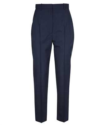 Alexander McQueen 585118 QJACA HIGH-WAISTED CIGARETTE Trousers