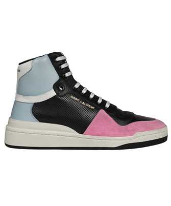 Saint Laurent 610618 2R430 SL24 MID-TOP Sneakers