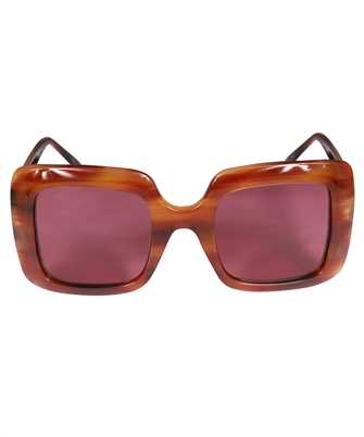 Gucci 663736 J0740 SQUARE-FRAME Sunglasses