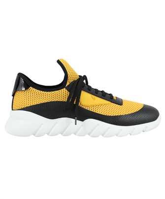 Fendi 7E1292 A9SP TECH MESH RUNNING Sneakers