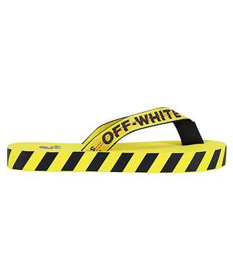 Off-White OMIC002R21MAT002 INDUSTRIAL BELT Slides