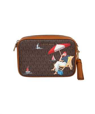Michael Kors 32S1GJ6M2Y GINNY MEDIUM JET SET GIRLS CROSSBODY Bag