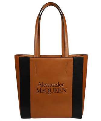 Alexander McQueen 653657 1X3G1 SMALL SHOPPER SHOULDER Bag