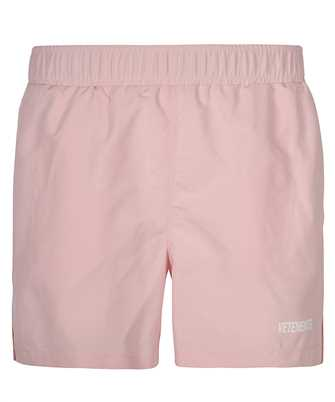 Vetements ME51PA520P LOGO Swim shorts