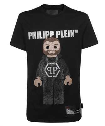 Philipp Plein PAAC MTK5161 CRYSTAL T-shirt