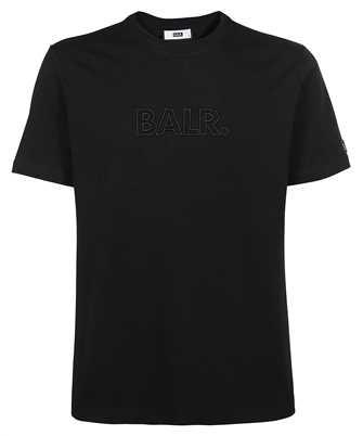 Balr. 3D Embro Straight T-Shirt  Black XS T-shirt