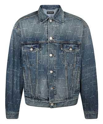 Balenciaga 620731 TJW53 LARGE FIT Jacket