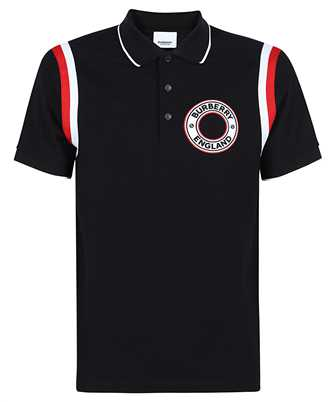 Burberry 8035408 LOGO GRAPHIC APPLIQUÉ COTTON PIQUÉ Polo