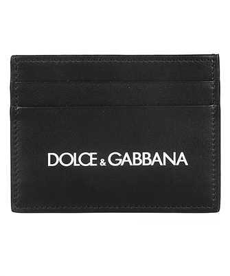 Dolce & Gabbana BP0330 AA062 LOGO PRINT Card holder