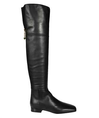 Versace DST473E DV11N SAFETY PIN FLAT Boots
