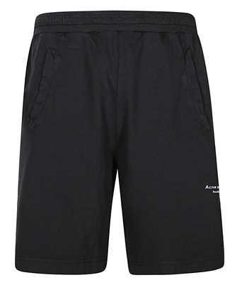 Acne FN-MN-SHOR000029 REVERSED LOGO Shorts