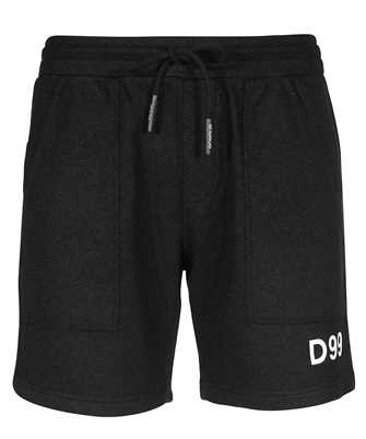 Don Dup UF656 KF0200 PTD Shorts