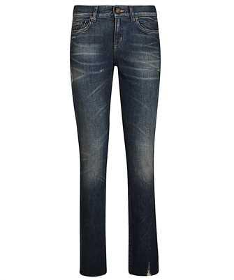 Saint Laurent 602816 YD993 LOW WAIST Jeans