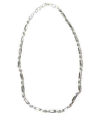 Bottega Veneta 617811 V5070 SNAP HOOK CHAIN Necklace