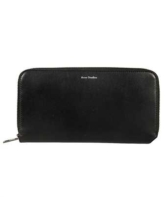 Acne FLUORITE S ZIP AROUND Wallet