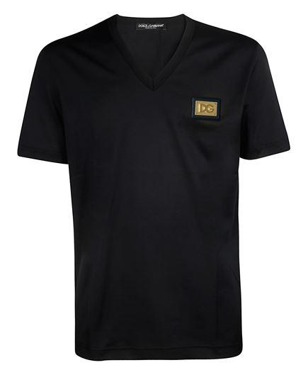 Dolce & Gabbana G8JF5T G7RMH DG LOGO T-shirt