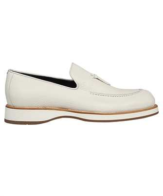 Brioni QFDI0L P7731 LUKAS CASUAL ALMOND Shoes