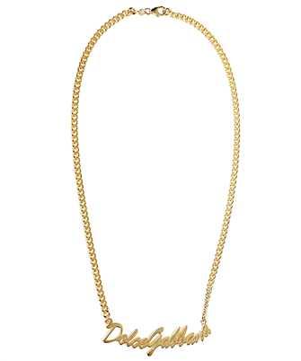 Dolce & Gabbana WNLL3A-W5YME LOGO Necklace