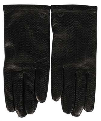 Emporio Armani 624136 0A200 LEATHER Gloves
