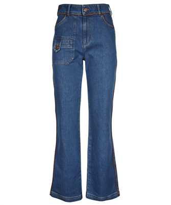 See By Chloè CHS21ADP03165 STRAIGHT DENIM Jeans