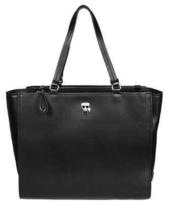 Karl Lagerfeld 215W3052 K/IKONIK LEATHER TOTE Bag
