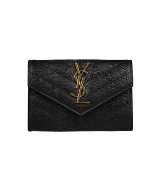 Saint Laurent 414404 BOW01 MONOGRAM SMALL ENVELOPE Wallet